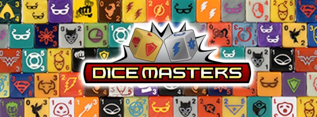 Dice Masters Event Header