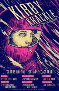 Kirby Krackle Tour