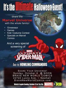 Spiderman Animated Series Screening
